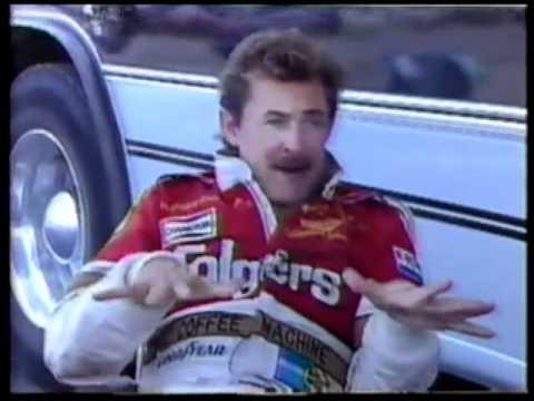 Tim Richmond Interview, August 1986