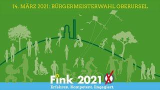 Christof Fink Bürgermeisterkandidatur 2021
