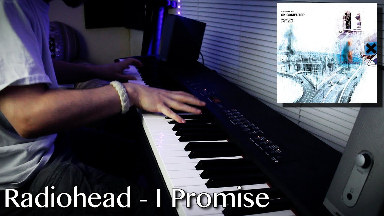 radiohead i promise piano cover youtube. Black Bedroom Furniture Sets. Home Design Ideas