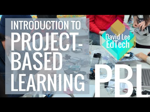 Introduction to Project-Based Learning (PBL) Process