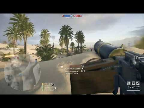Defending Suez With The M1917 Browning Telescopic