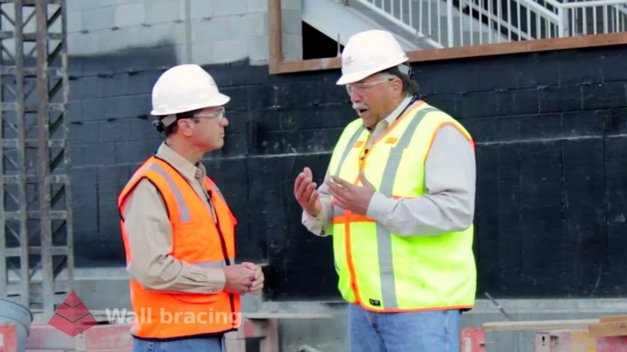 Mason Contractors Association Of America : On the job with mcaa wall bracing season one