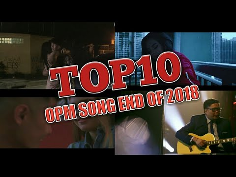 TOP10 MYX Philippines Best OPM End Of The Year 2018
