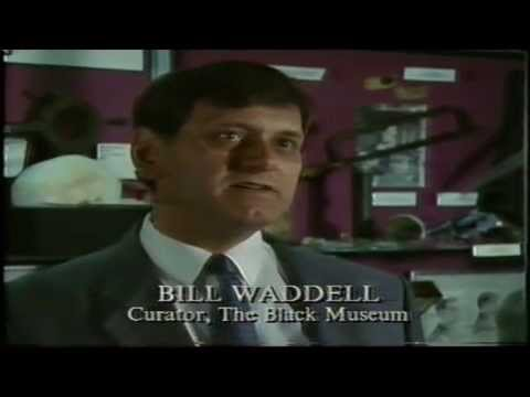 Download Youtube: The Black Museum  Bill Waddell Documentary 1988 Complete