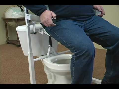 Power Toilet Aid - YouTube