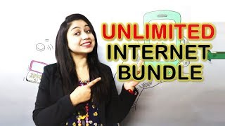 Unlimited Internet Bundle Daily | Packages & Offers