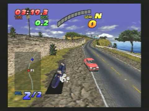 road & track presents: the need for speed sega saturn