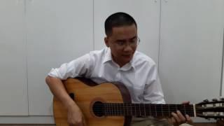 Thói đời. Đệm hát guitar