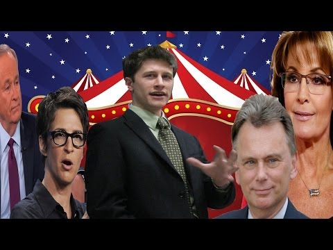 Liberal + Conservative Media Circus with David Pakman