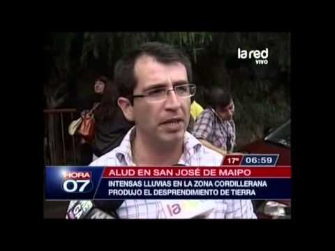Caos en Santiago: Corte de agua duraría hasta la media noche
