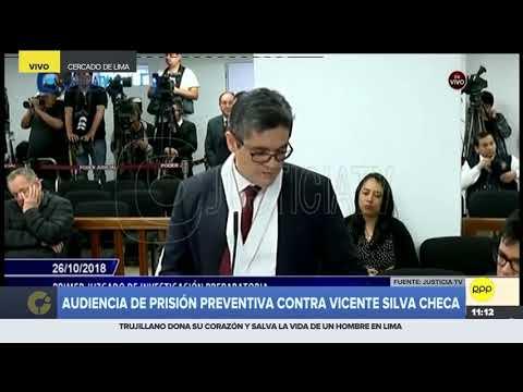 """Jose Domingo Pérez: """"Esta captura de instituciones se le ocurre a quienes trabajaron con Montesinos"""""""