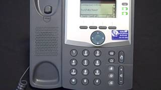Cisco SPA303 - Attended/Unattended Call Transfer