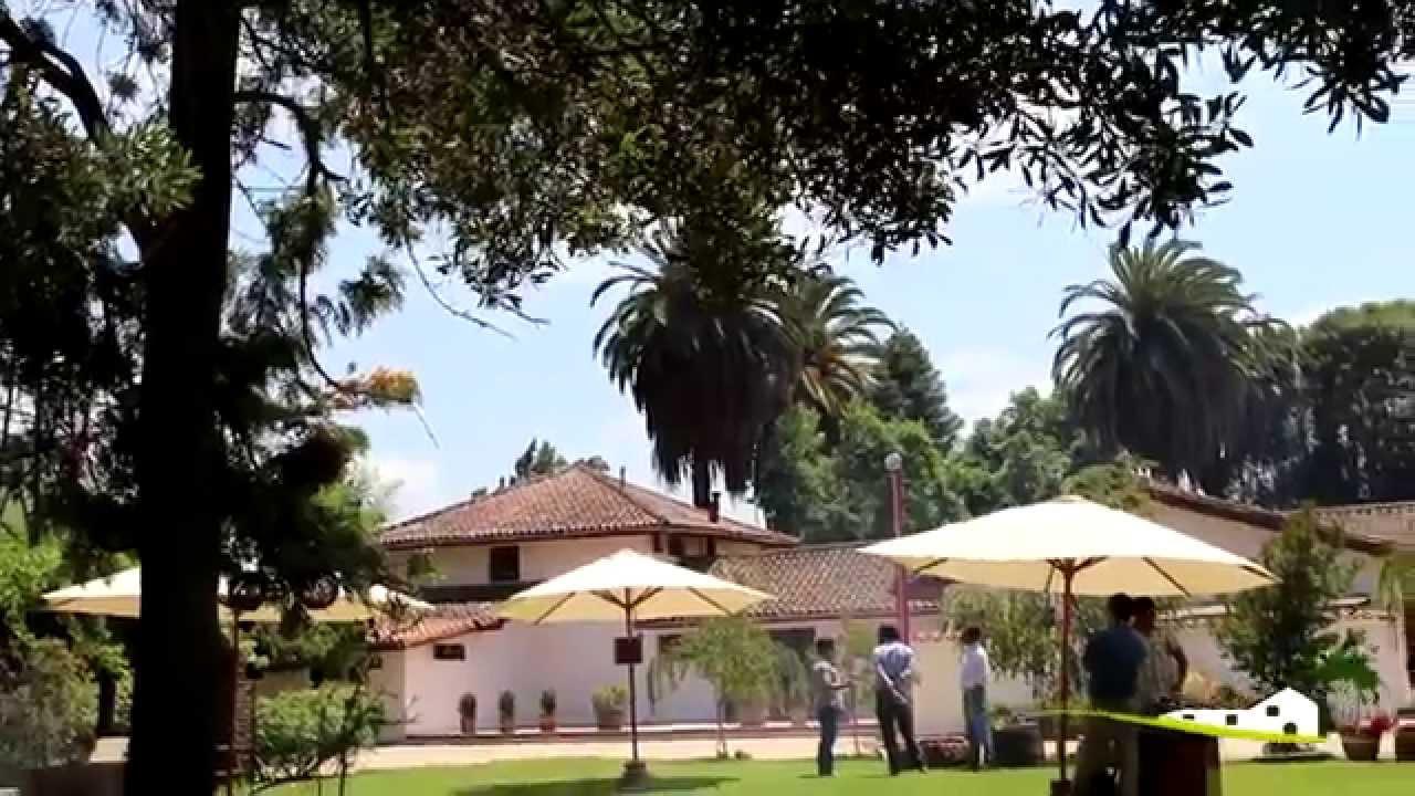 Casa de campo talagante chile youtube - Jardines casas de campo ...