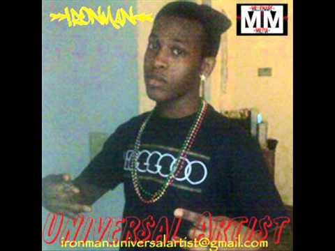 Ironman (MMillionaire MMillitia)- Universal Artist