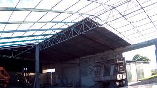 Budowa Hali Magazynowej 2017 \ Budowa Wiaty 2017