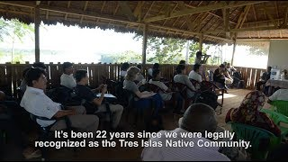 Tres Islas Community