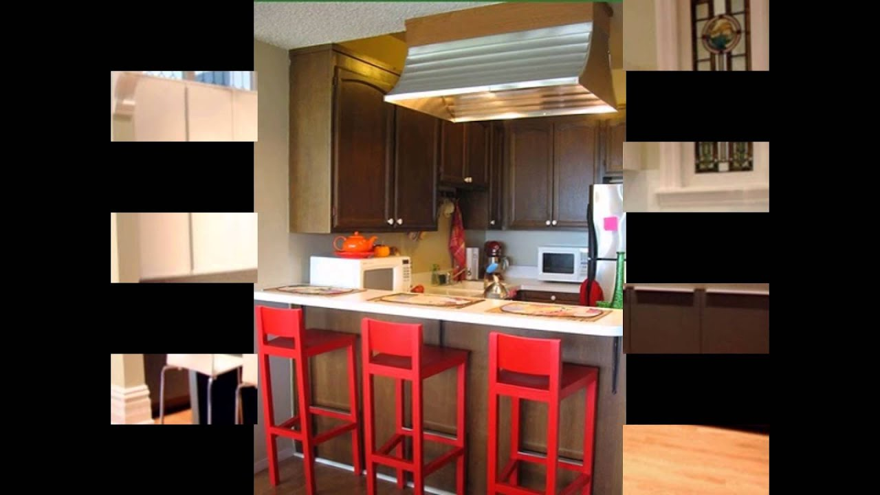 Best kitchen design ideas for small rooms - YouTube