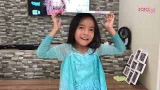 Belajar Mengenal Profesi Peragawati dan Perancang Busana | Catwalk | Homeschooling Zara Cute