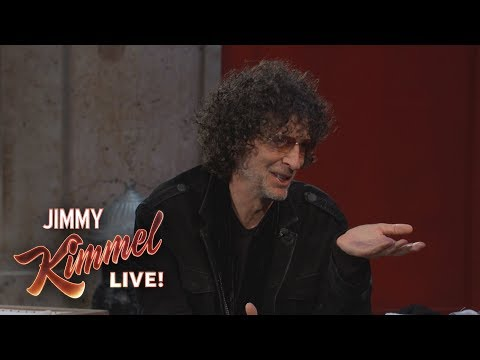 Howard Stern on Vacationing with Jimmy Kimmel