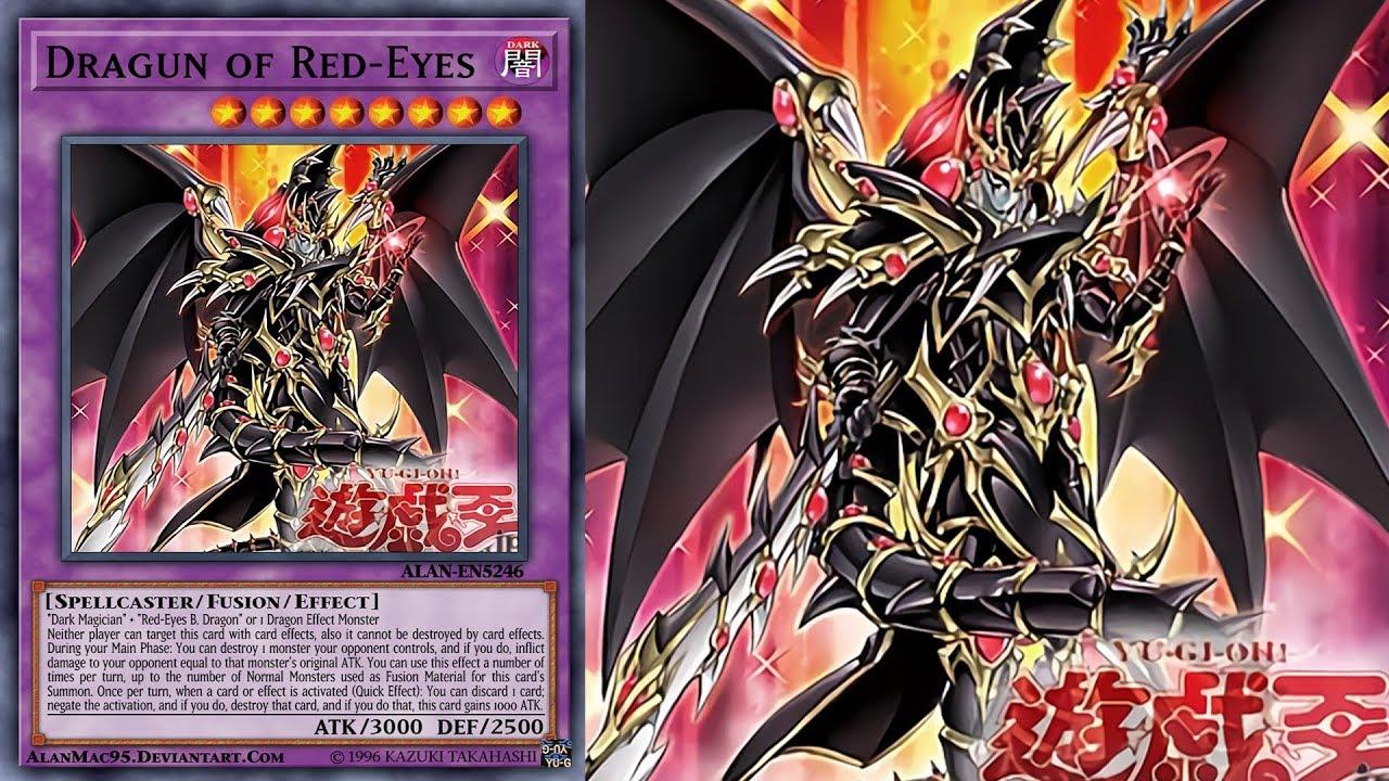 Yu Gi Oh Dragun Of Red Eyes Deck Dark Magician 超魔導竜騎士