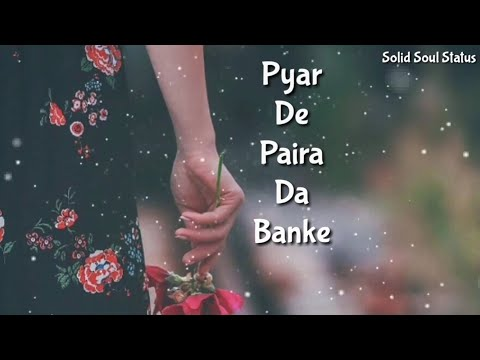 Rabba Ve❤ 2019 Whatsapp Status❤B Praak❤Jaani❤2019 Punjabi Sad Song❤Lyrical Video