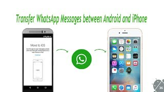 Whatsapp android backup to iphone in 5 steps 2017