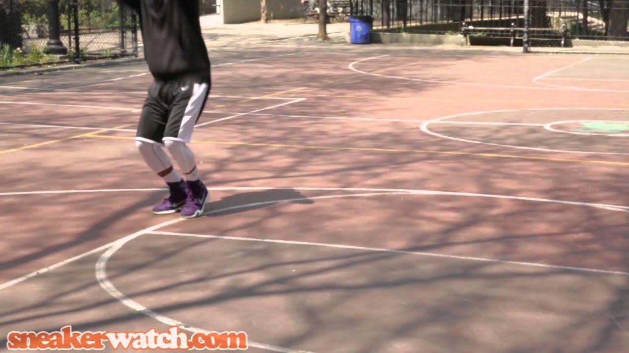 half off 26d86 ba32b SneakerWatch Performance Review  Nike Kobe X Elite  Team