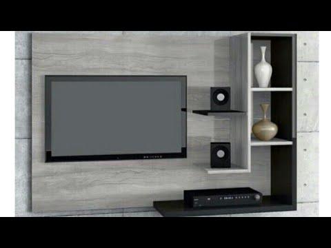Led Unit Designs Led Furniture Designs Tv Unit Ideas Led Shelve Designs Youtube