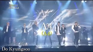 High Notes - A4 Battle - Male Singers