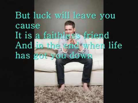 Michael Bublé - Hold On - With Lyrics and Pictures