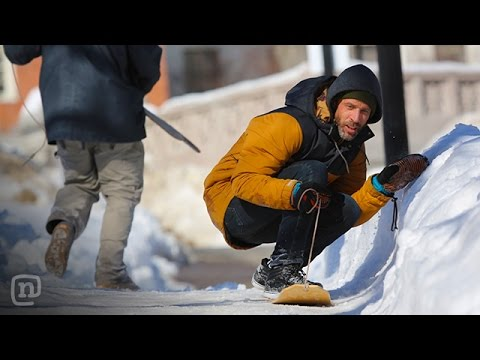 Snowboarding Boston With Mr. Fun: ETT