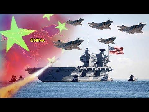 China vs USA - China Navy Shocked (March 25, 2019) - US Military News Update