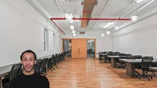 Kin Spaces - 3000 square foot office space in nyc
