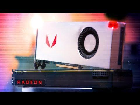 Unboxing AMD RX Vega
