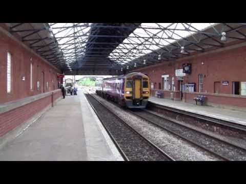 Beverley Railway Station - Monday 16th June 2014