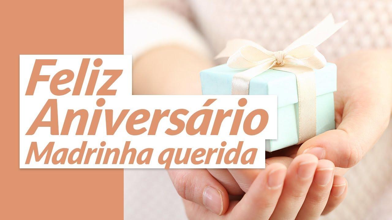 Mensagem De Aniversário Para: Feliz Aniversário Para Madrinha Querida