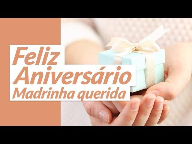 Mensagens De Aniversário Para Madrinha Mensagens De Aniversário