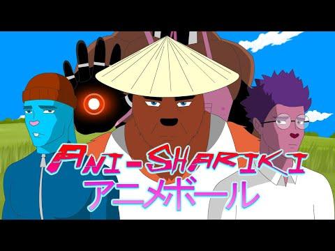 Ани-Шарики: трейлер (Смешарики в аниме )
