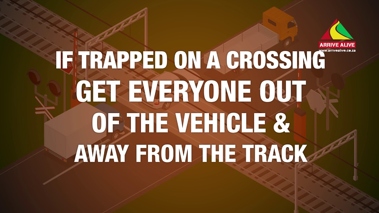 Road Safety and Rail Crossings/ Level Crossings