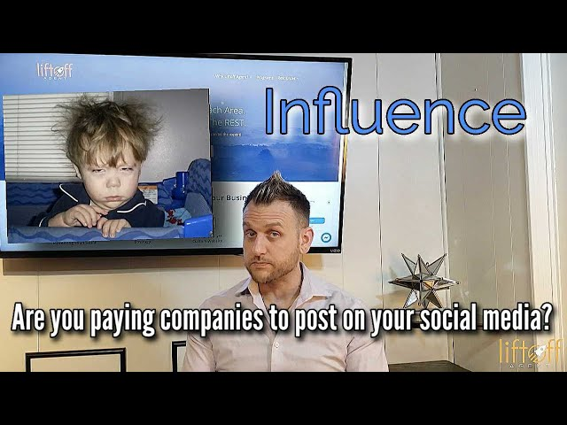 Influence are you paying companies to post on your social media? #missionreport