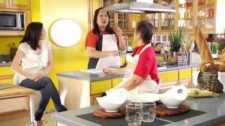 Tuyo Pasta And Iced Tea Slush Recipes - Nestlé Club Gl Ep 06