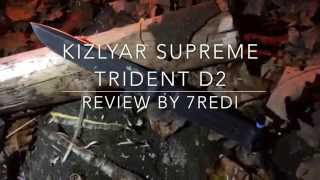 Kizlyar Supreme Trident Review - Comrade in Arms!
