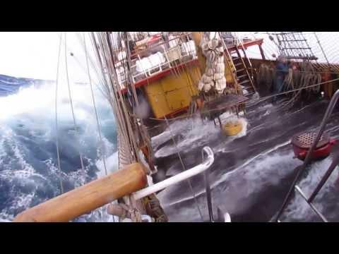Video 1247 Bark Europa, 26 Nov 2013, Part 2