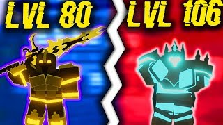 LEVEL *106* PRO CARRIES PEOPLE IN DUNGEON! (ROBLOX DUNGEON QUEST)