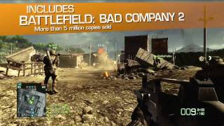 Battlefield: Bad Company 2 Ultimate Edition Trailer (HD)