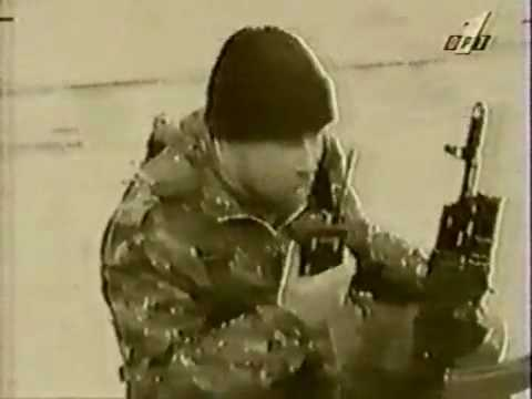 Attack on Grozny, Chechnya 1996 (English subtitles)