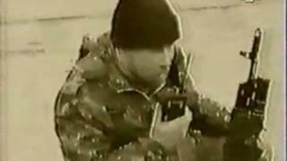 Attack on Grozny, Chechnya 1996 (English subtitles)