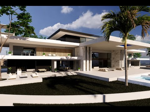 LUXURY ARCHITECTS: the ABIDJAN House, by Modern Villas (Abid