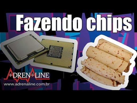 Chips iguais com performance diferente? Explicamos fazendo panqueca!
