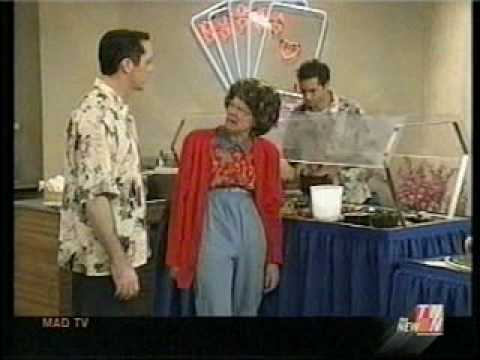 Mad TV  Lorraine At The All You Can Eat Buffet